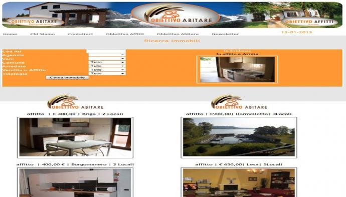 phpsviluppo sito web borgomanero